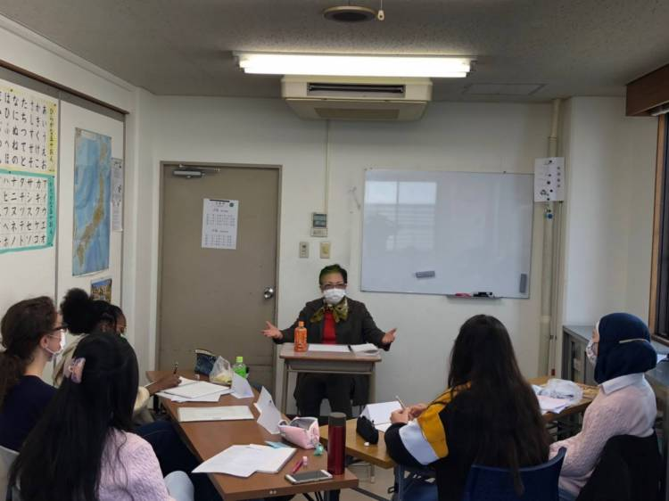 Japanese language counseling session 免費日語輔導課程